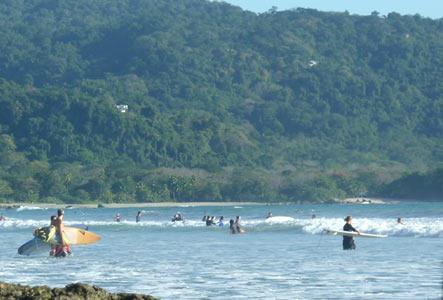 Surf in Santa Teresa